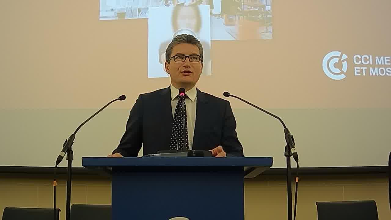 Introduction Président CCI