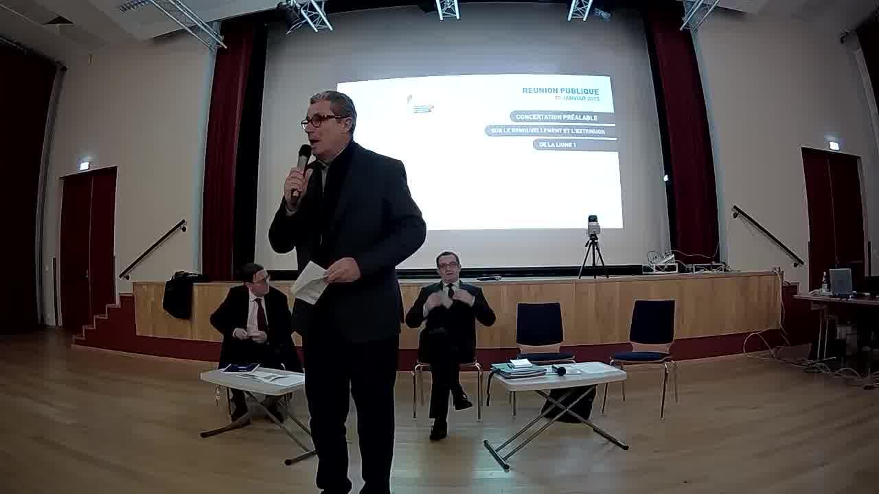 Introduction Eric Pensalfini - Maire de St Max