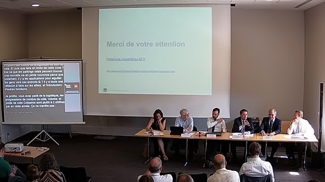 Fouad AWADA - Directeur Général IAU Ile-de-France (suite)