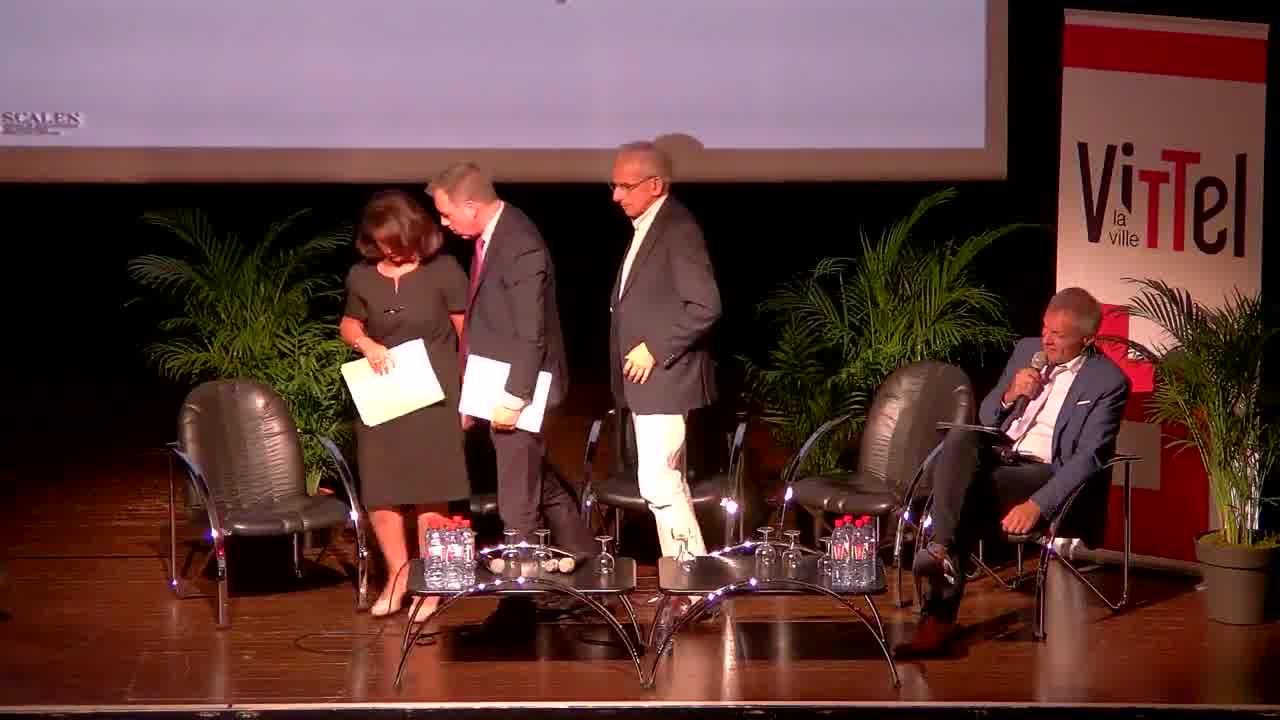 André ROSSINOT - Président de la Métropole du Grand Nancy