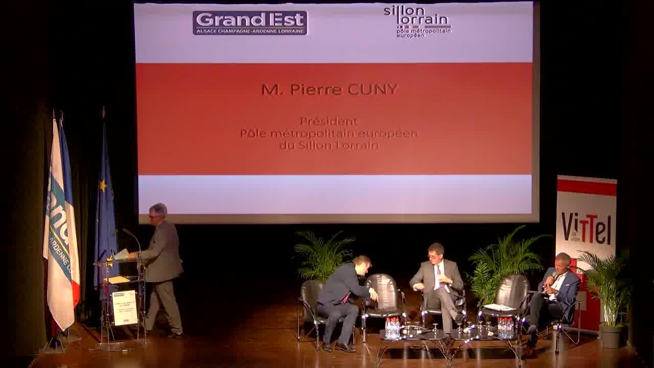 Pierre CUNY - Président du Sillon Lorrain