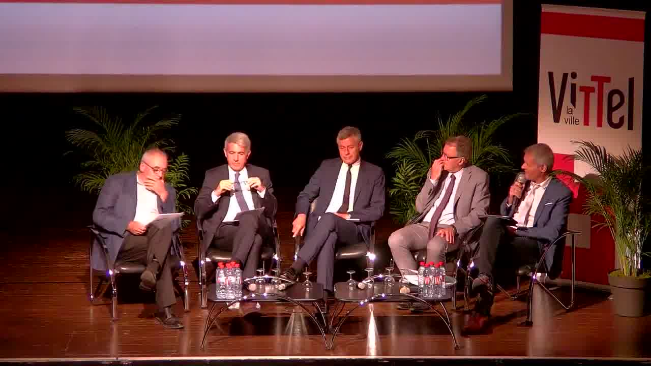 Introduction de la 1ère table ronde