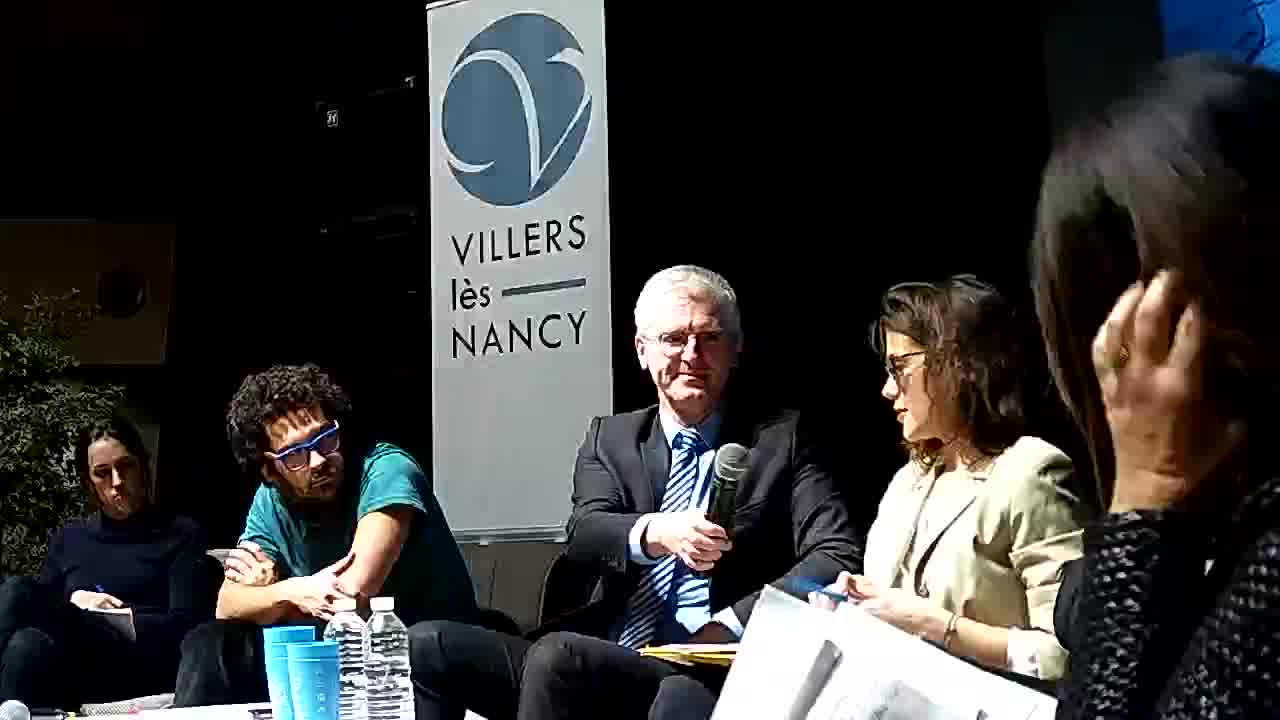 Intervention de Carmen BOULEY DE SANTIAGO
