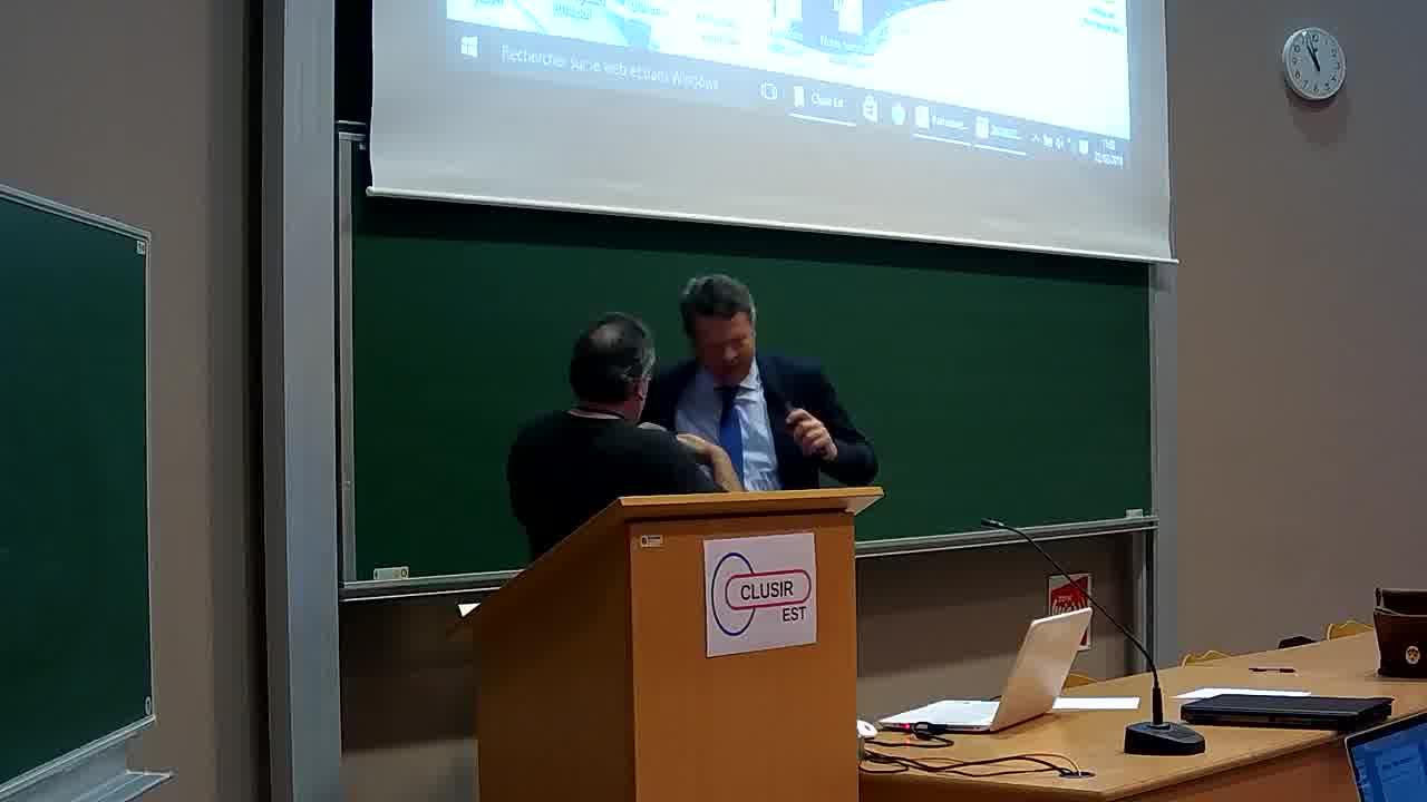 L'action de la région, François Werner, vice-président région Grand Est