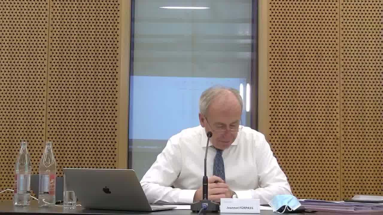 11) Finances communales a) Prévisions budgétaires PROACTIF 2021